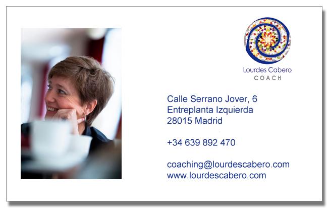 Contacto Lourdes Cabero